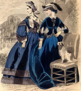 1868 Peterson's Magazine
