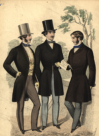Mens fashion 1856