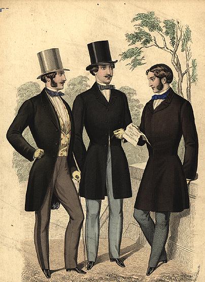 19th Century 1800s Mens Clothing  USHistcom