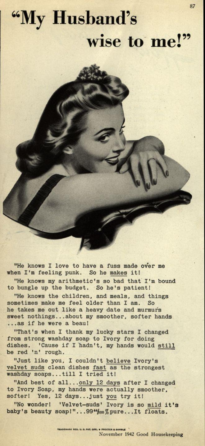 [DIAGRAM_34OR]  Vintage Soap Ads | Damsels in Regress | Vintage Ads Fuse Box |  | Damsels in Regress - WordPress.com